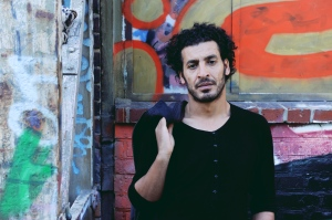Freedom Theatre's artistic director Nabil Raee